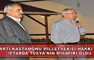Ak Parti Kastamonu Milletvekili Hakkı Köylü İftar'ı...