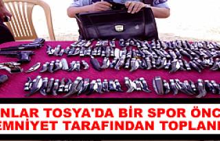 BAKAN BEKİR BOZBAĞ'IN TOSYA GÜREŞLERİNİ ZİYARETİ...
