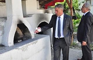 """Başkan Şahin; """" Toprak Fırınlar Kültürümüzün..."""