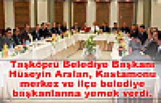 Belediye Başkanı Kastamonu merkez ve ilçe belediye...
