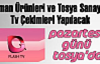 Flash Tv Tosya'da Program Yapacak