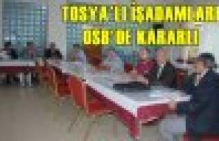 HERŞEY TOSYA ORGANİZE SANAYİ İÇİN