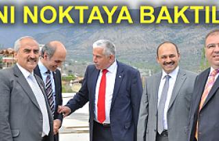 KASTAMONU ÜNİVERSİTESİ SENATO TOPLANTISI TOSYA'DA...