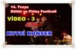 KUTSİ KONSER  - TOSYA VİDEO- 3