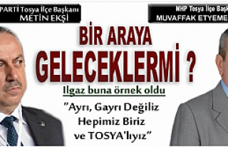 MHP'den AK PARTİ 'ye nezaket ziyareti