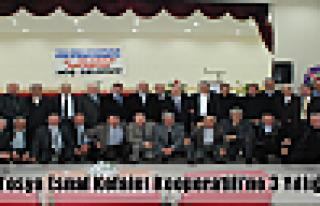 S.S Tosya Esnaf Kefalet Kooperatifi'nin 3 yıllığına...