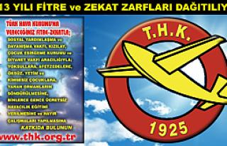 THK Tosya Şubesi Başkanlığı 2013 Yılı Fitre...