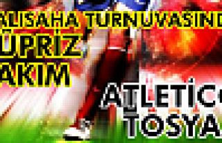 Tosya 16. Halısaha Futbol Turnuvasında Süpriz Takım...