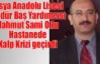 Tosya Anadolu Lisesi Mdr. Başyardımcısı Mahmut...