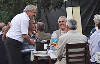 Tosya Belediyesi Muhtarlara ve STK'ya İftar Yemeği...