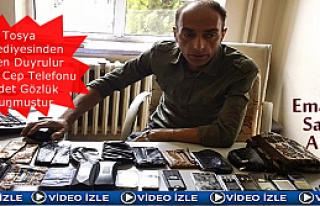 Tosya Belediyesi İlan Servisi Kayıp Eşyaların...