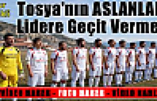 Tosya Belediyespor  0 - 0 Zonguldak Kömürspor