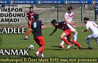 Tosya Belediyespor: 2 - Bartınspor : 1