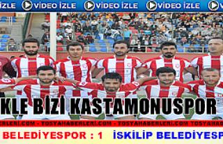 Tosya Belediyespor - İskilip Belediyespor (VİDEO...