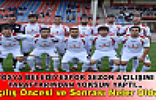 Tosya Belediyespor 2012 2013 Sezon Açılışını...