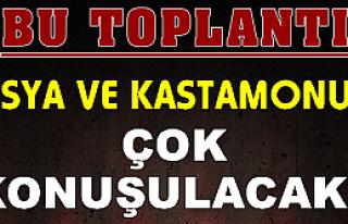 Tosya Belediyespor Toplantısı Tosya ve Kastamonu...