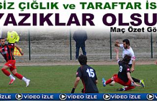 Tosya BldSpor:3 - Aksaray BldSpor : 4
