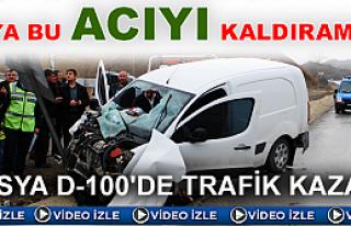 Tosya Bu Trafik Kazasını Konuşuyor