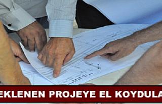 Tosya D-100'de Beklenen Proje