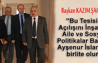 Tosya Huzurevi'nin Açılışına Aile ve Sosyal Politikalar...