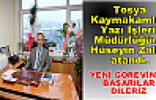 Tosya Kaymakamlığı Yazı İşleri Müdürlüğüne...