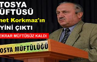 Tosya Müftüsü Mehmet Kokrmaz'ın Tayini Çıktı
