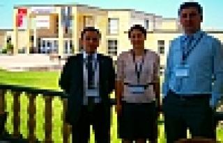 Tosya MYO Öğretim Görevlileri Ürgüp'de