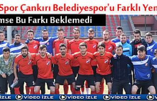 TOSYA SPOR ÇANKIRI BELEDİYESPOR'A FARK ATTI