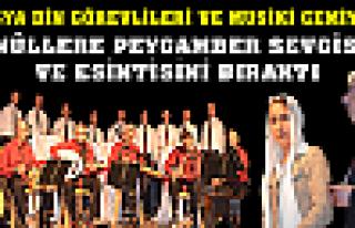Tosya Tasavvuf Musikisi Gönüllere Peygamber sevgisi...