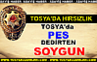 Tosya'da Pes Dedirten 2 Hırsızlık Olayı Yaşandı