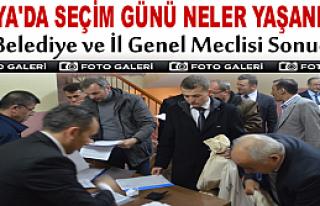 Tosya'da Seçim Günü Neler Yaşandı