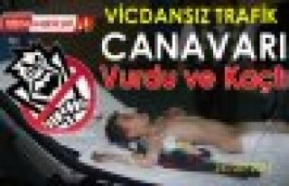 Tosya'da Vicdansız Sürücü Vurdu ve Kaçtı : 1...
