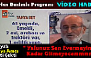 Tosya'lı Yahya Amca Evlenme Programında Resti...