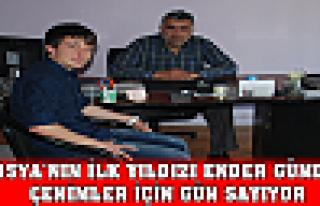 TOSYA'NIN İLK YILDIZI ENDER GÜNDÜZ ÇEKİMLER...