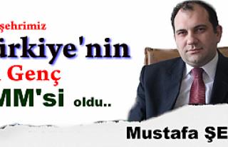 Türkiye'nin En Genç Yeminli Mali Müşaviri