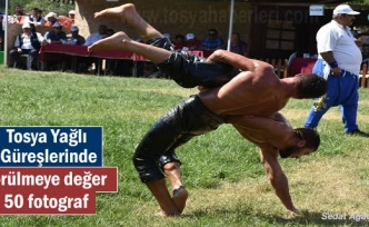 2017 Tosya Yağlı Güreşlerinden 50 Fotograf