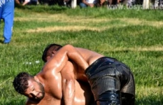 2017 Tosya Yağlı Güreşleri