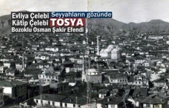 SEYYAHLARIN TOSYA İZLENİMLERİ