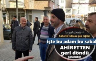 Tosya'da Esnafa Yapılan Efsane Şaka
