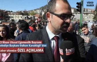 23 Nisan Ulusal Egemenlik Bayramı Törenlerinde Başkandan Özel Açıklama