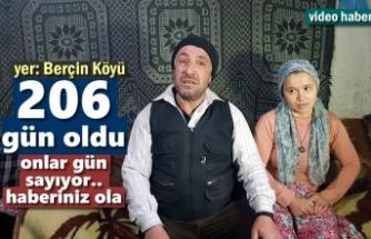 Tosya Berçin Köyünde Yardım Bekleyen Aile Gün Sayıyor