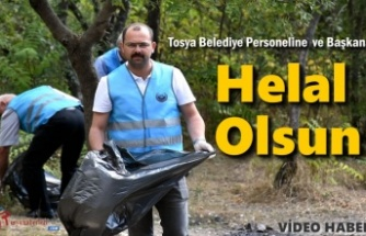 Tosya Belediyesinden Örnek Sosyal Proje