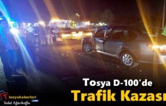 Tosya D-100 Karayolu Trafik Kazası