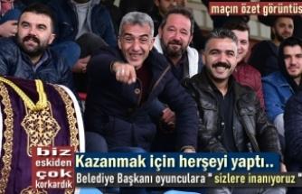 Tosyaspor-Kastamonu Yolspor Maç Özeti