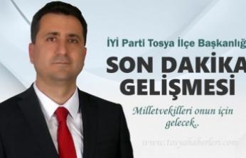 Tosya İYİ Parti İlçe Başkanlığı Aday Tanıtım Programı