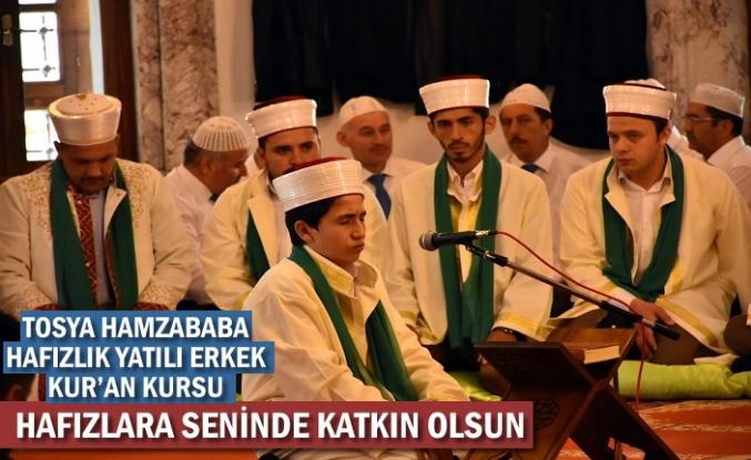 TOSYA HAMZABABA KUR'AN KURSU ''KURBAN BAĞIŞI DAVETİ''