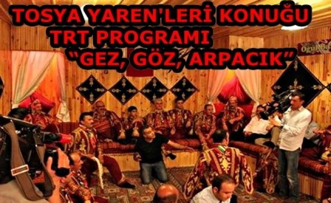 YAREN LER TRT'Yİ KONUK ETTİLER