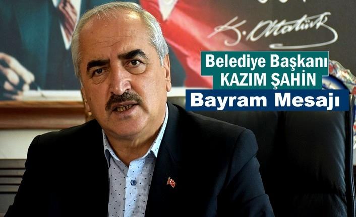 Tosya Belediye Başkanı Kazım Şahin Ramazan Bayramı Kutlama Mesajı