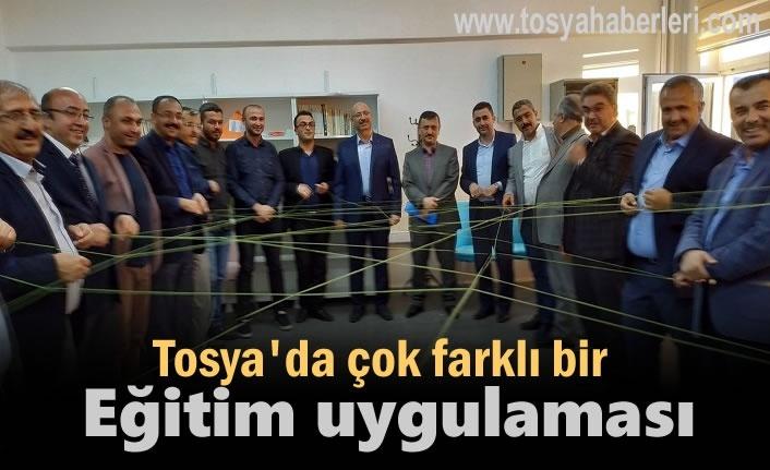 Tosya'da Okul Yöneticilerinin Eğitimi Semineri Düzenlendi