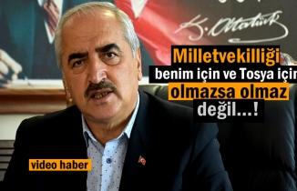 Başkan Kazım Şahin Milletvekili açıklaması